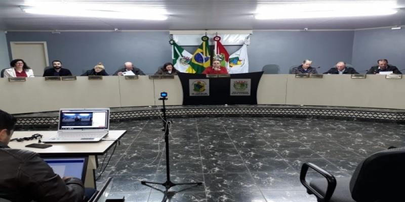 Vereadores de São Domingos aprovam três Projetos de Lei, uma Indicação e um Pedido de Informação