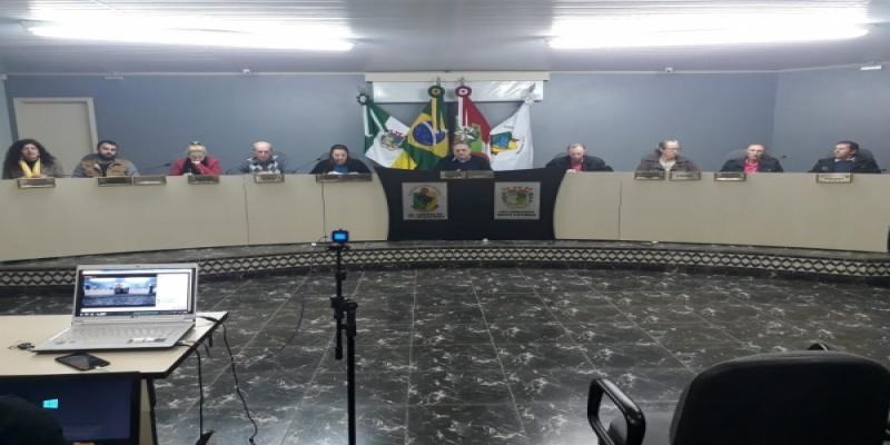 Poder Legislativo de São Domingos aprova dois Projetos de Lei Complementar