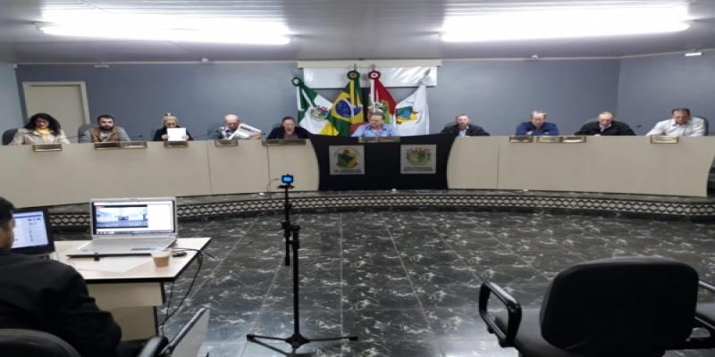 Poder Legislativo de São Domingos dá entrada a dois Projetos de Lei