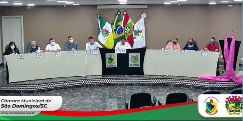 Terceira Sessão Ordinária 19 de outubro 2021