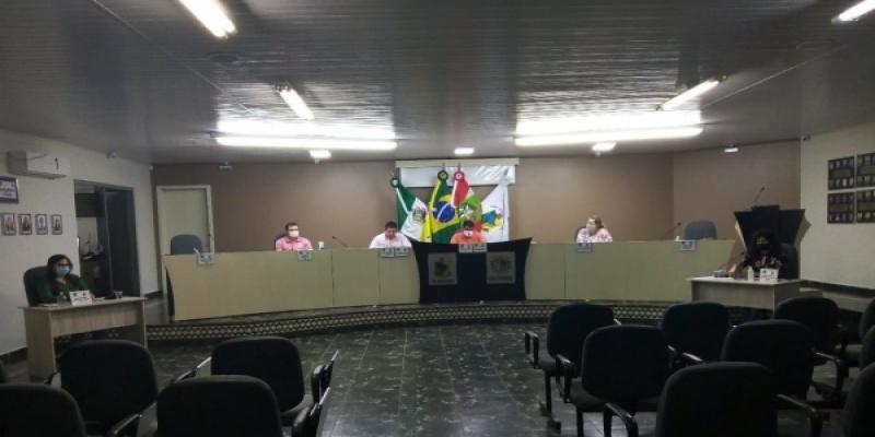 Primeira Sessão Ordinária do mês julho de 2021