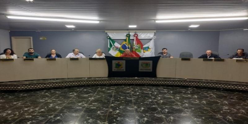 Legislativo reuniu-se nessa terça-feira, dia 26, para a Quarta Sessão Ordinária do mês