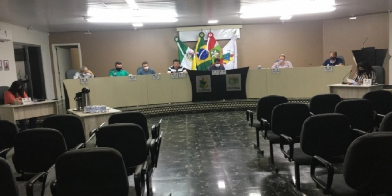 Sessão Ordinária do dia 16 de março de 2021