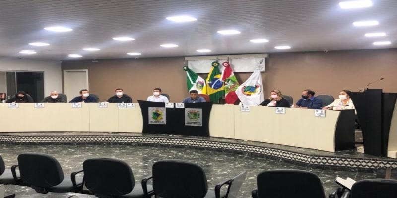 PRIMEIRA SESSÃO ORDINÁRIA DO MÊS DE OUTUBRO DE 2021